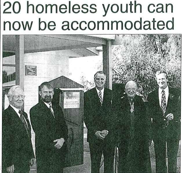 19980904 20 homeless youth can now be accommodated picture