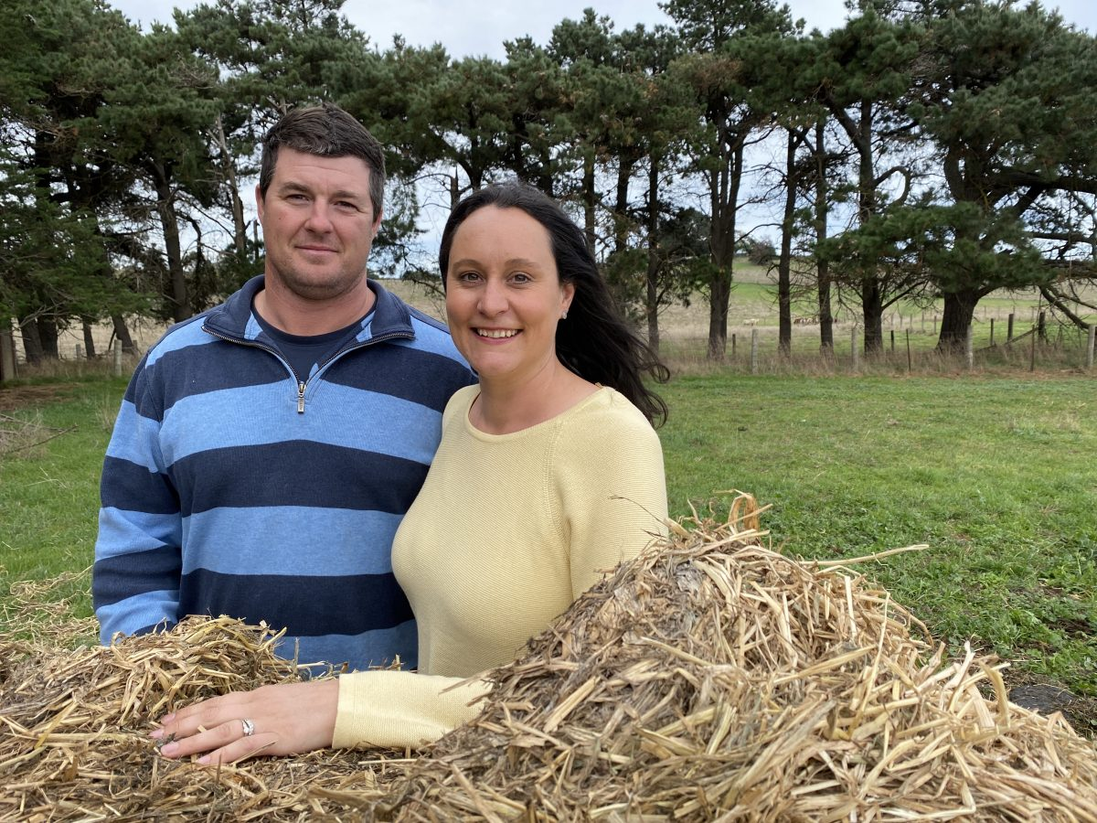 SIBLING SUPPORT: Limestone Coast foster carers Ben and Jess have welcomed five siblings aged between two and nine into their care, providing a safe home and positive relationships.