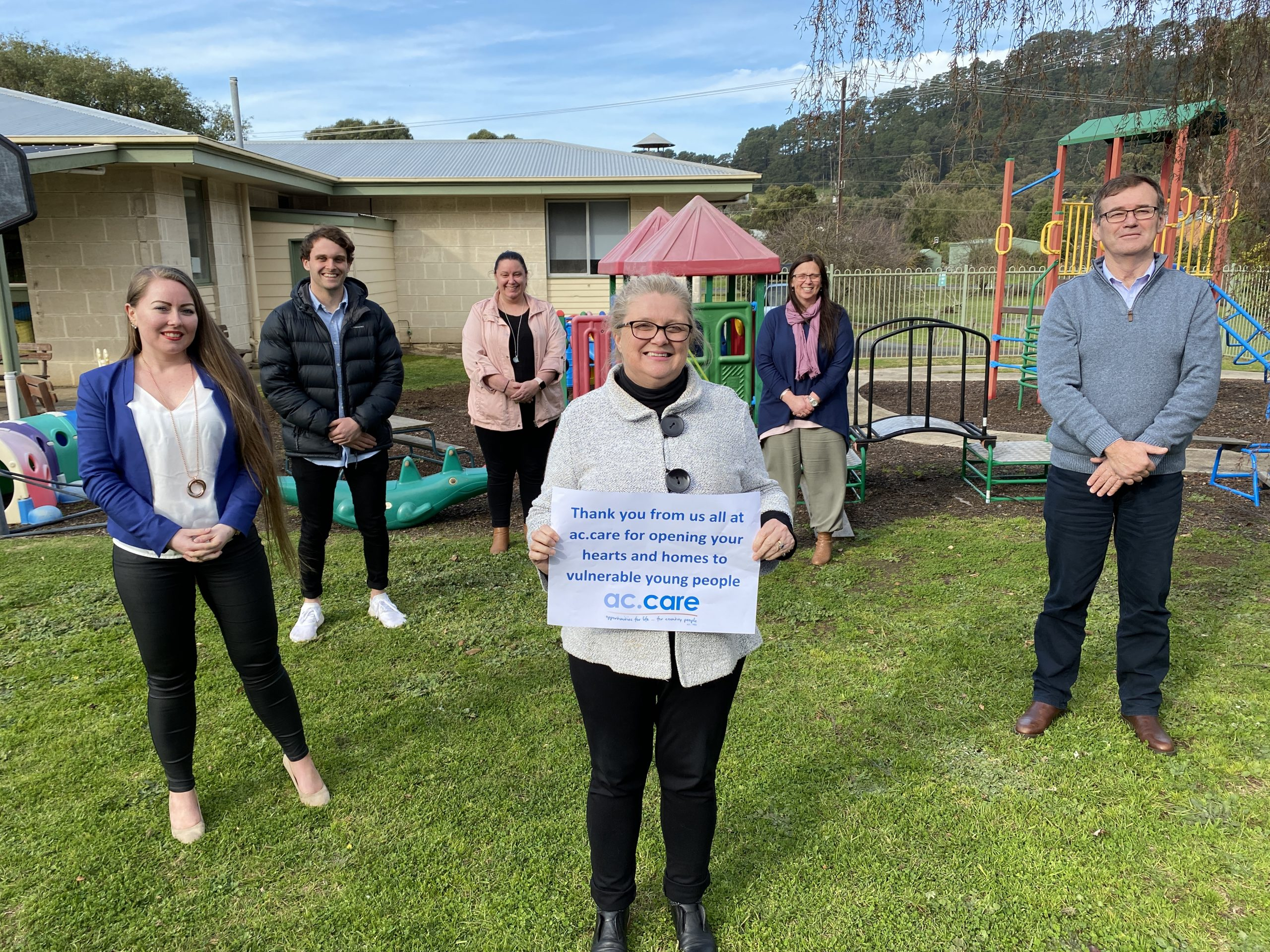ac.care Limestone Coast team Carers Week 2020 thank you