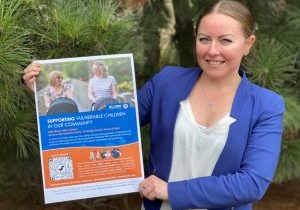 COMMUNITY ISSUE: ac.care foster care manager Dani Atkinson is urging Murraylands community members to register online for a foster care forum to be held in Murray Bridge on March 16.